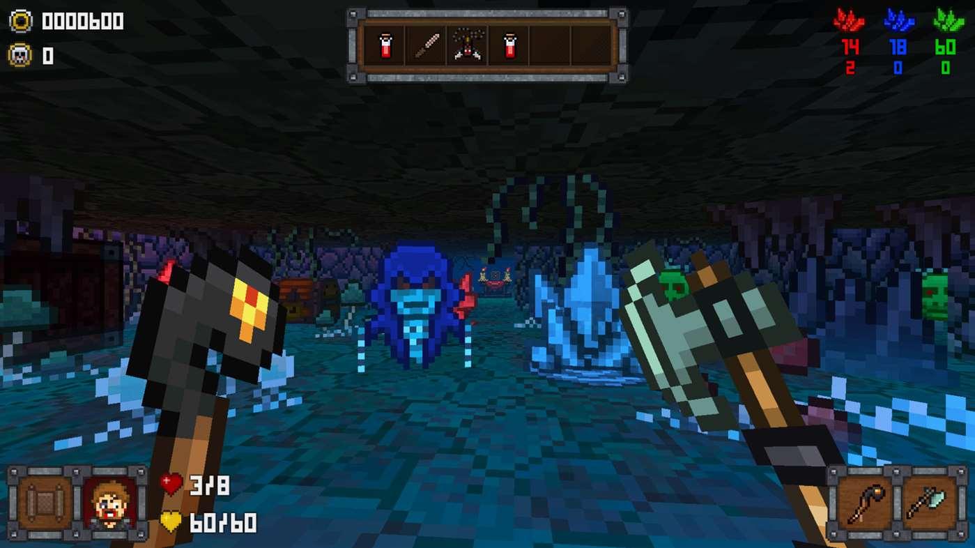 One More Dungeon erscheint am 01. August 2018 für die Xbox One.