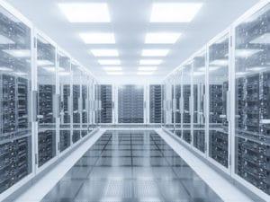 Server-Datenspeicherung