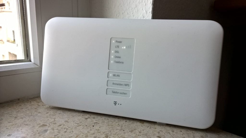 Telekom Hybrid Fritzbox 7590