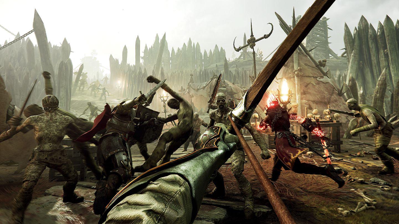 Warhammer: Vermintide 2 erscheint am 11. Juli 2018 für die Xbox One.
