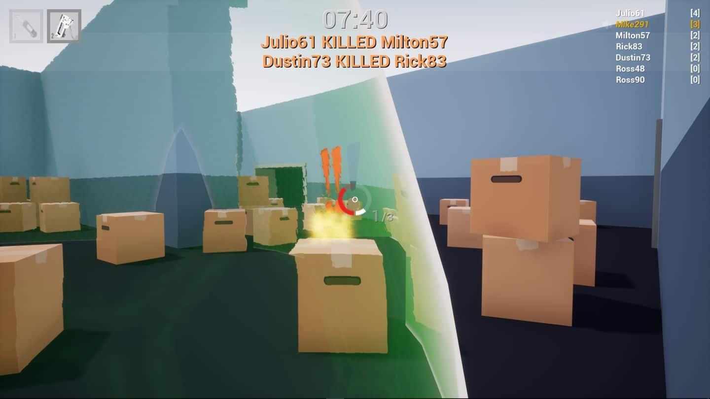 What the Box? erscheint am 04. Juli 2018 auf der Xbox One.