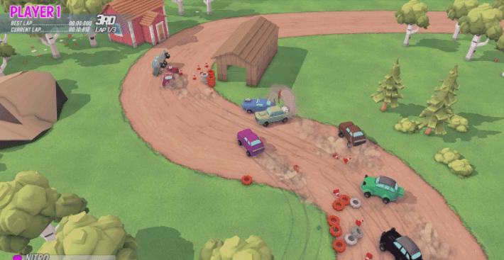 Wheelspin Frenzy erscheint am 06. Juli 2018 auf der Xbox One.
