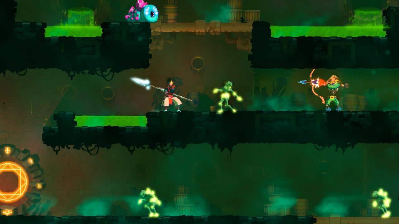 Dead Cells ist jetzt für die Xbox One verfügbar.