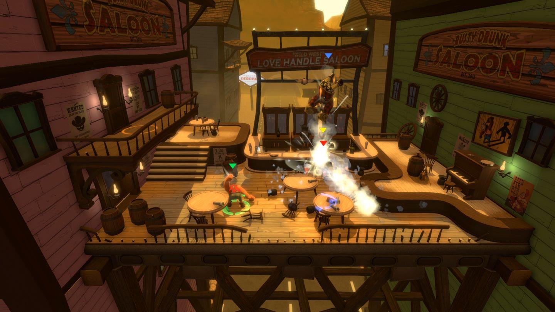 Drunk-Fu: Wasted Masters erscheint am 17. August 2018 auf der Xbox One.