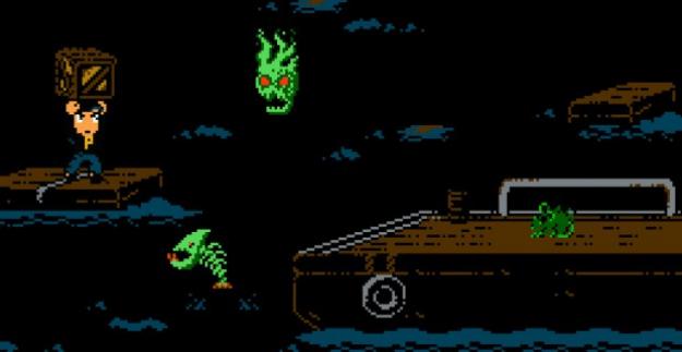Haunted: Halloween '86 (The Curse of Possum Hollow) erscheint am 24. August 2018 für die Xbox One.