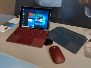 Surface Go Tastatur + Maus