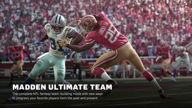 Madden NFL 19 erscheint am 10. August 2018 für die Xbox One.
