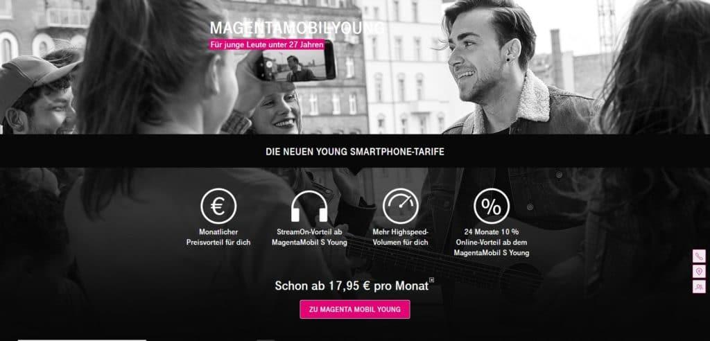Telekom Tarife Young