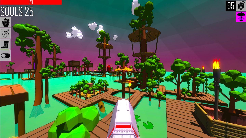 Polygod erscheint am 17. August 2018 auf der Xbox One.