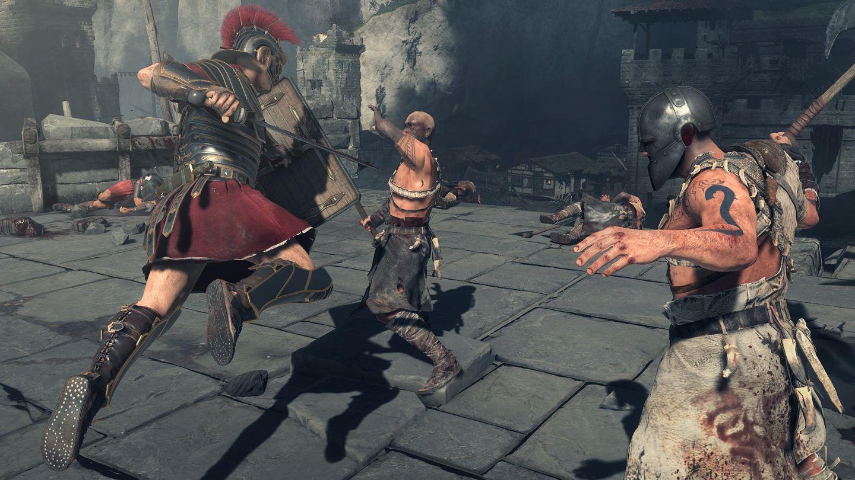 Unter den Xbox Game Pass-Spielen für August befinden sich unter anderem Hitman Season 1 und Ryse: Son of Rome.