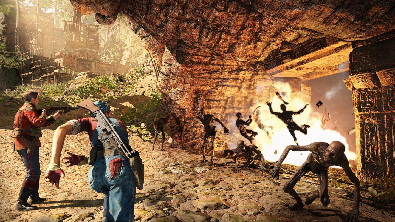 Strange Brigade erscheint am 28. August 2018 auf der Xbox One.