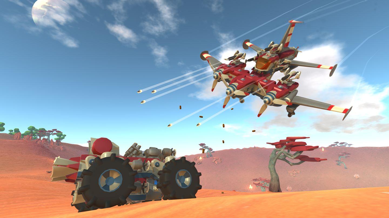 TerraTech erscheint am 10. August 2018 für die Xbox One.
