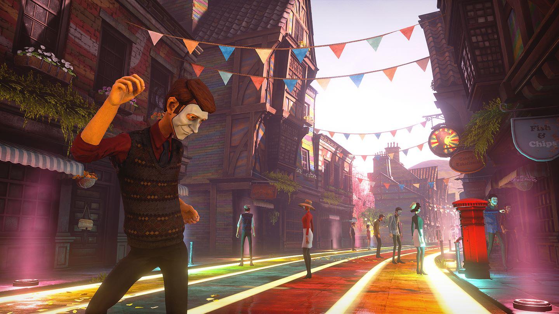 We Happy Few erscheint am 10. August 2018 für die Xbox One.