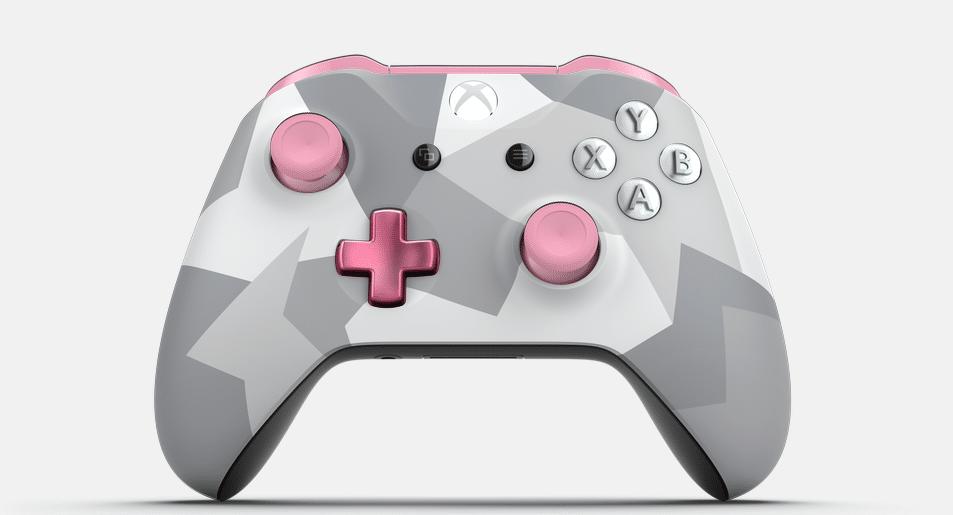 Im Xbox Design Lab haben Gamer nun die Möglichkeit, mit Schatten- und Camouflage-Effekte ihre Controller weiter auf die eigenen Wünsche abzustimmen.