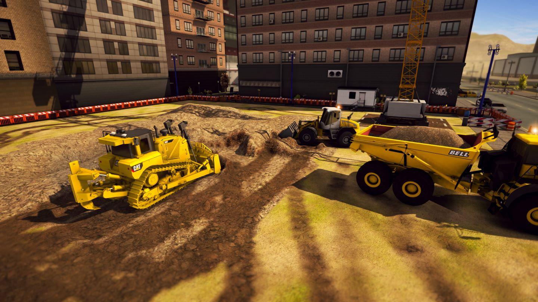 Bau-Simulator 2 US - Console Edition erscheint am 11. September 2018 auf der Xbox One.