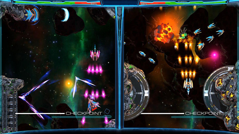 Dimension Drive erscheint am 03. September 2018 auf der Xbox One.
