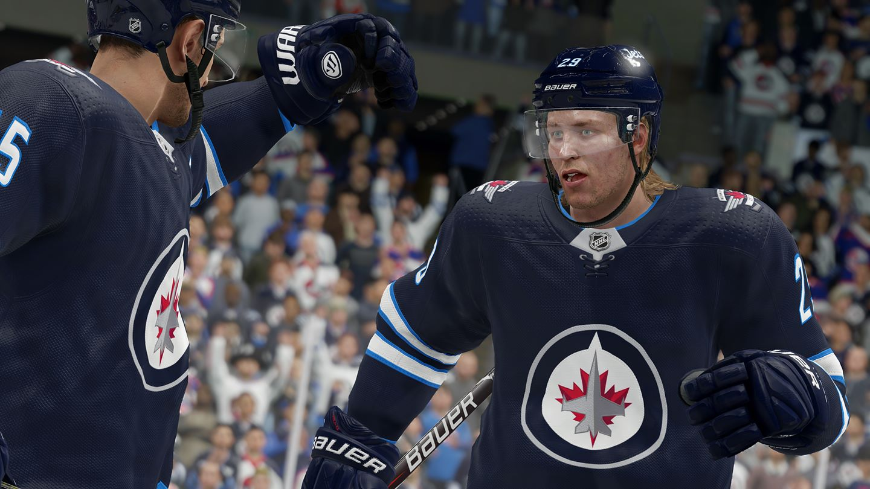 EA SPORTS NHL 19 erscheint am 14. September 2018 auf der Xbox One.