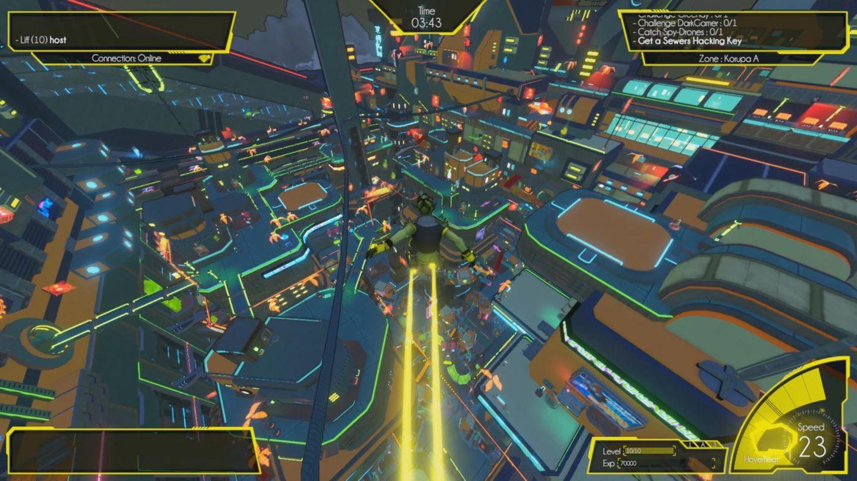 Hover erscheint am 18. September 2018 auf der Xbox One.
