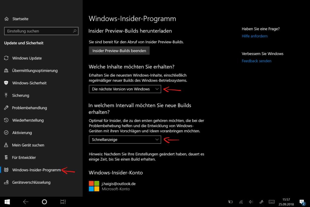 Windows 10 April 2019 Update (19H1/1903): Installation, Backup und Problembehandlung