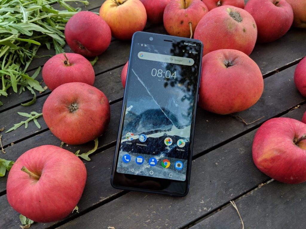 Nokia 5.1 Test