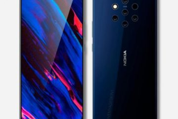 Nokia 9 Render Leak