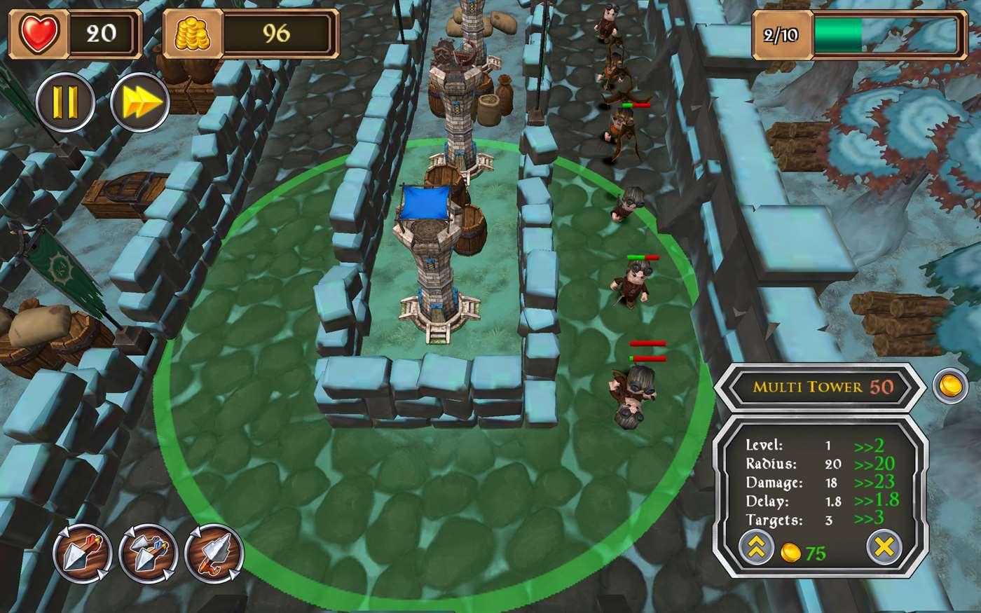 King's Guard TD erscheint am 07. September 2018 auf der Xbox One.