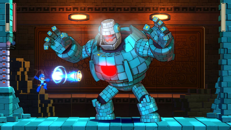 Mega Man 11 erscheint am 01. Oktober 2018 auf der Xbox One.