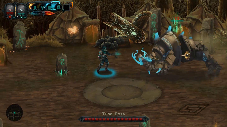 Moonfall Ultimate erscheint am 05. September 2018 auf der Xbox One.