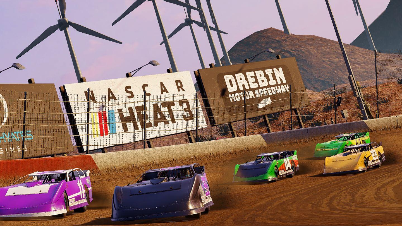 NASCAR Heat 3 erscheint am 06. September 2018 auf der Xbox One.