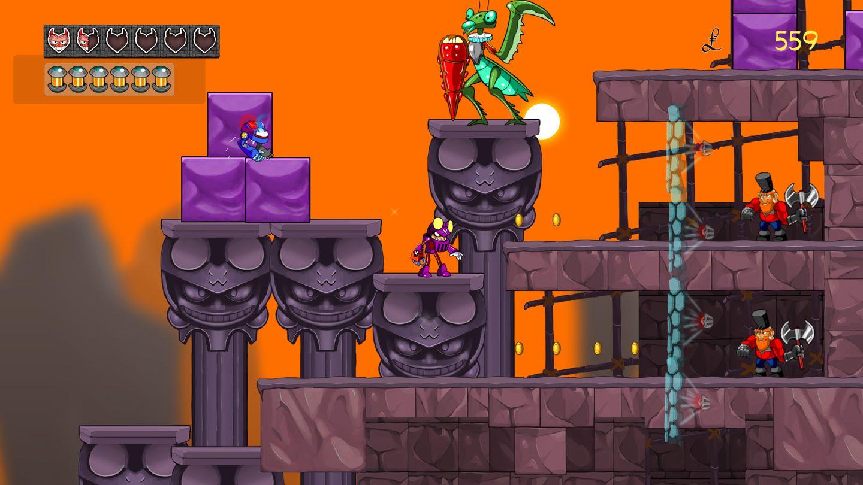 Nefarious erscheint am 14. September 2018 auf der Xbox One.