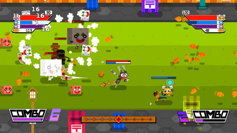 Ninjin: Clash of Carrots erscheint am 03. September 2018 auf der Xbox One.