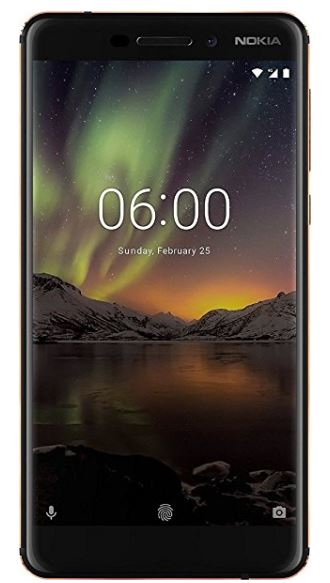 nokia 6.1 android 9 pie deal