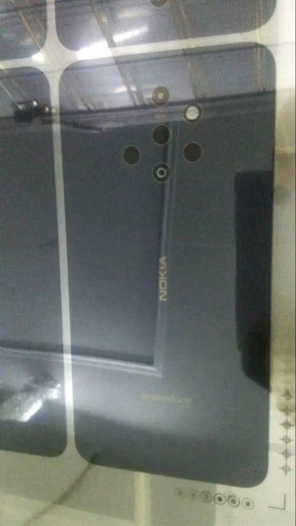 Nokia 9 5 fach Zeiss Kamera