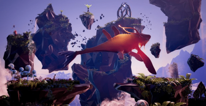 Planet Alpha erscheint am 04. September 2018 auf der Xbox One.