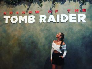 Camilla Luddington wird Shadow of the Tomb Raider in einer brandneuen Episode von Xbox Live Sessions diese Woche auf der Xbox One X spielen.