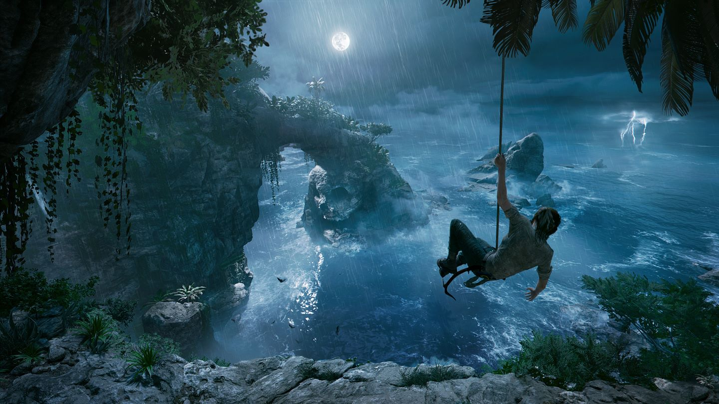 Shadow of the Tomb Raider erscheint am 14. September 2018 auf der Xbox One.