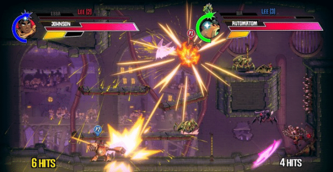Speed Brawl erscheint am 18. September 2018 auf der Xbox One.