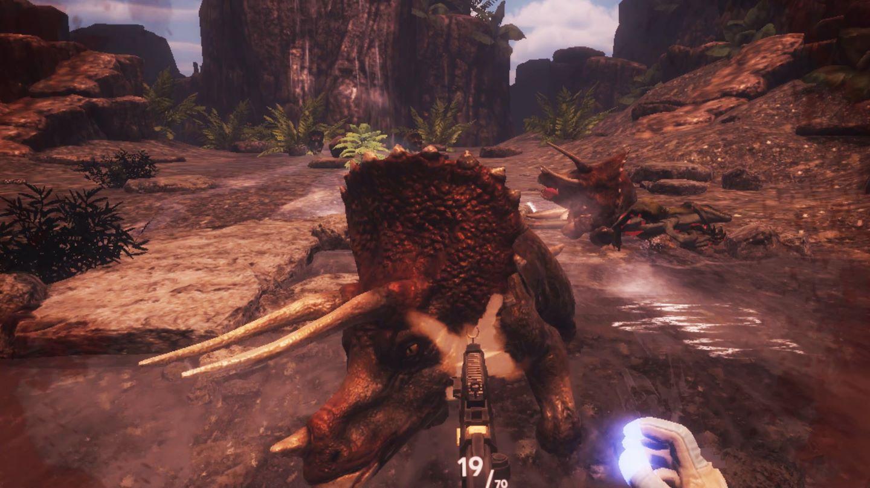 Time Carnage erscheint am 12. September 2018 auf der Xbox One.