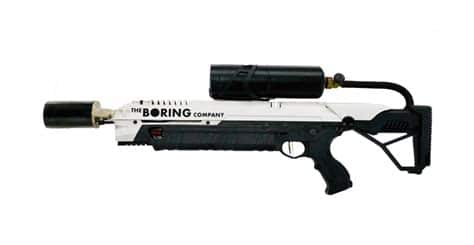 not a flamethrower the boring company