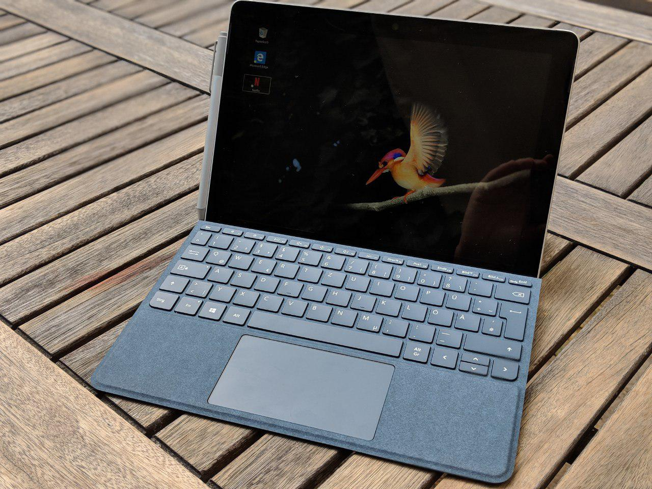 Surface Go Test