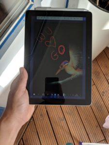 Surface Go Test