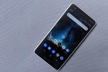Nokia 2.1 Test