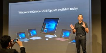 Windows 10 Oktober Update