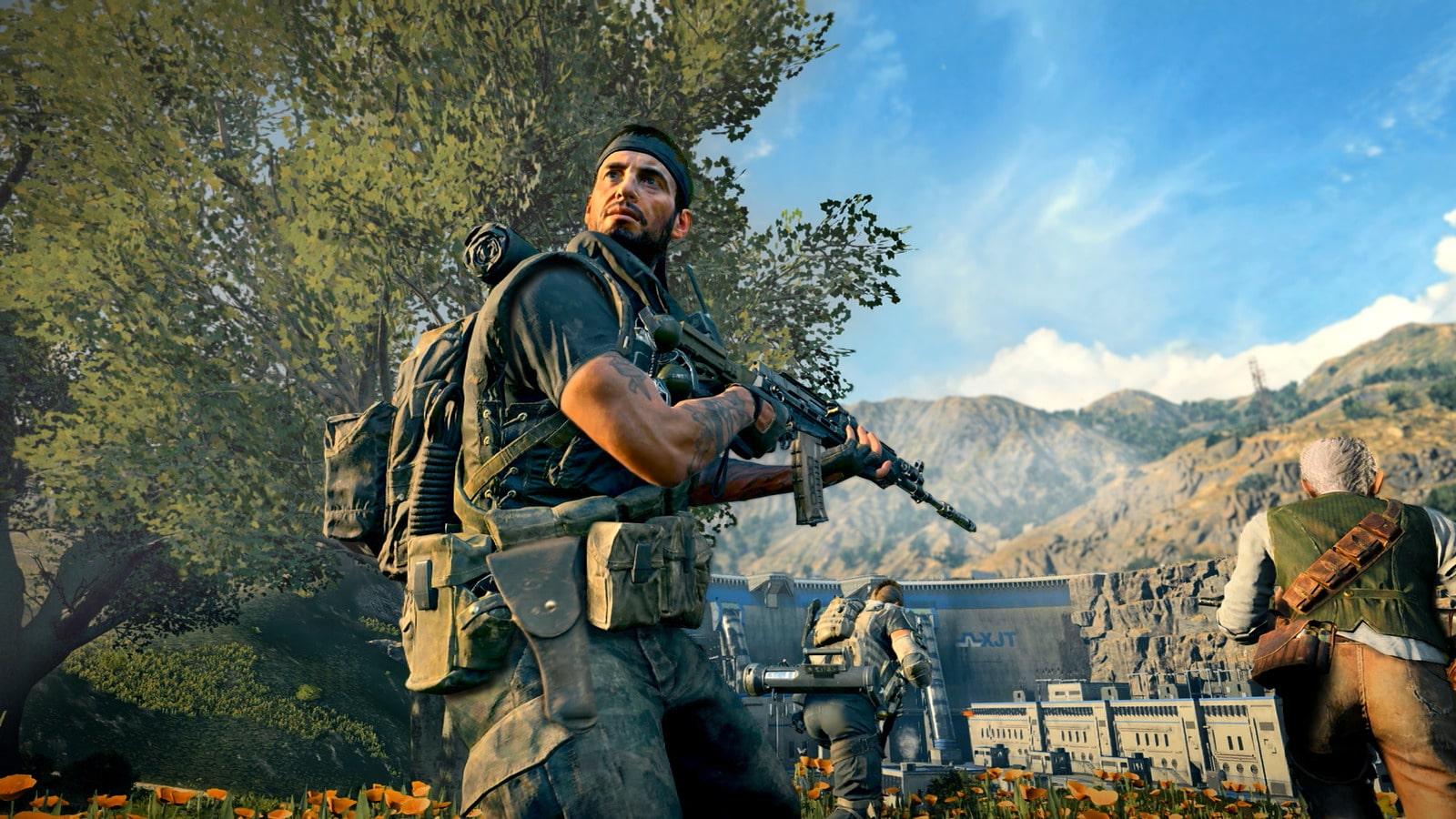 Call of Duty: Black Ops 4 erscheint am 12. Oktober 2018 auf der Xbox One.