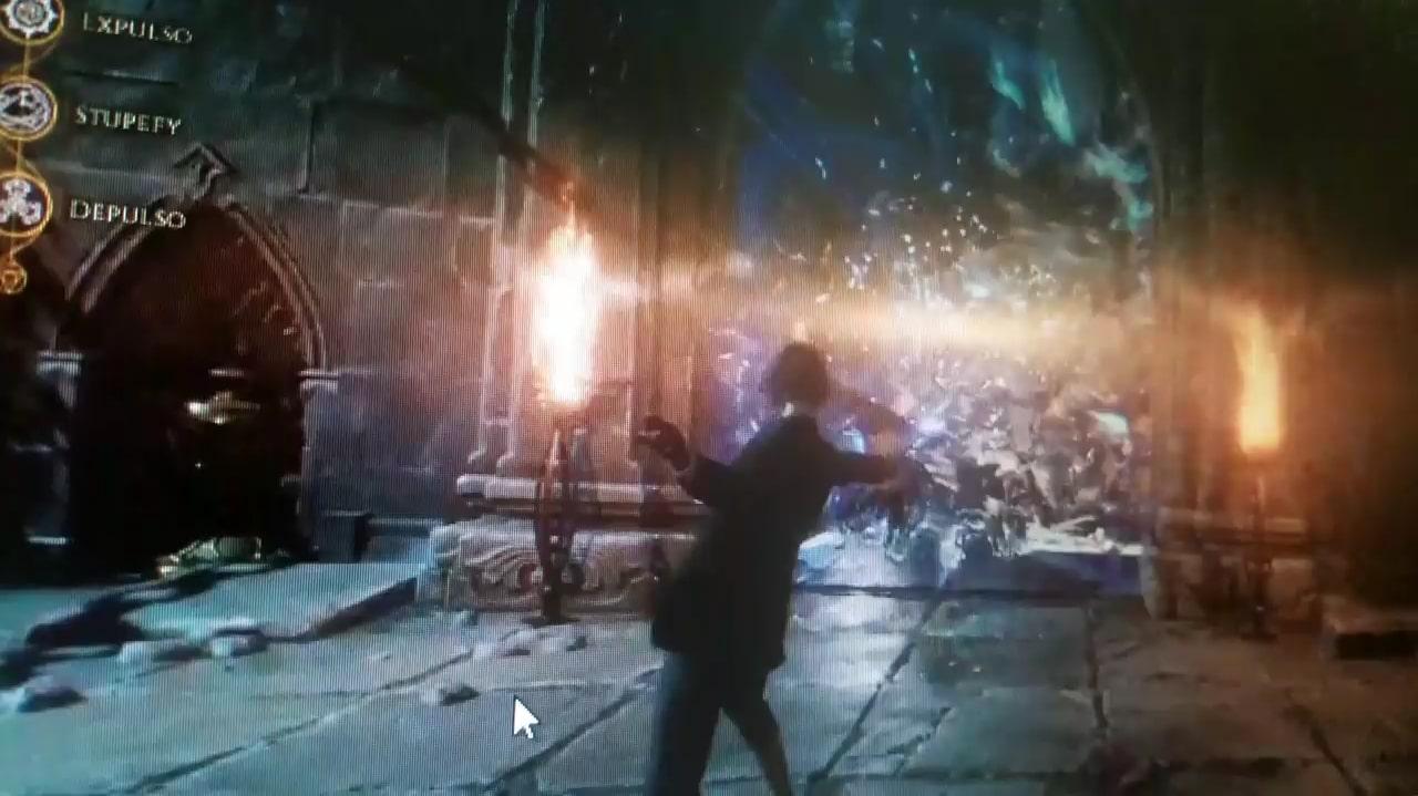 Gestern ist ein Leak an die Öffentlichkeit geraten, der Gameplay eines RPGs zeigt, das im Harry Potter-Universum spielt.