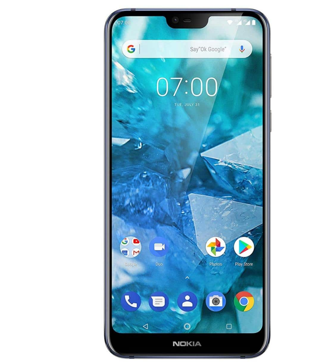 Nokia 7.1 Android 9 pie deal