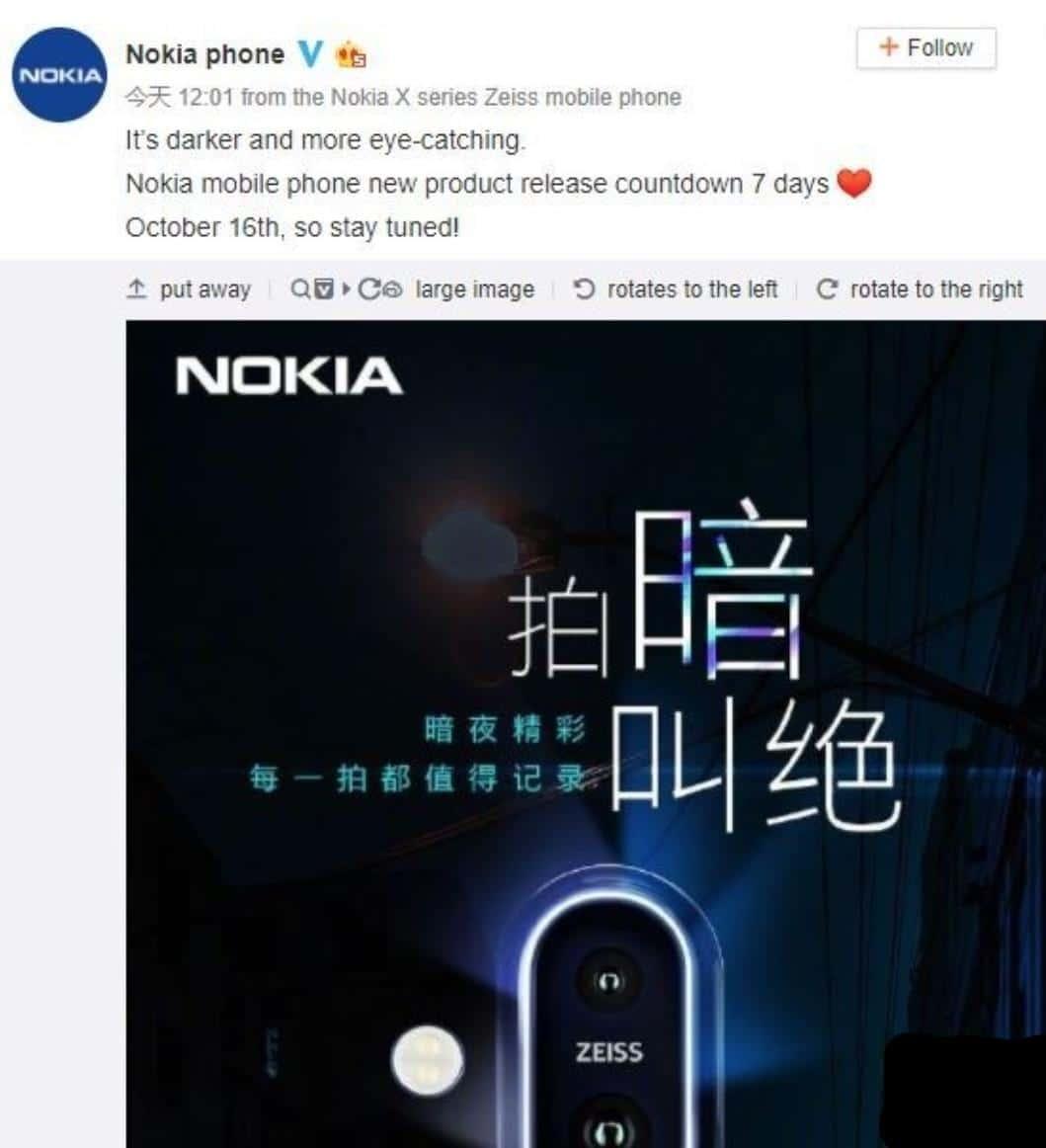 Nokia 7.1 Plus Spezifikationen Preis Release