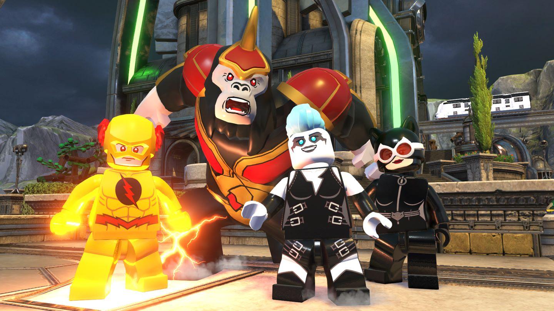 LEGO DC Super-Villains erscheint am 18. Oktober 2018 auf der Xbox One.