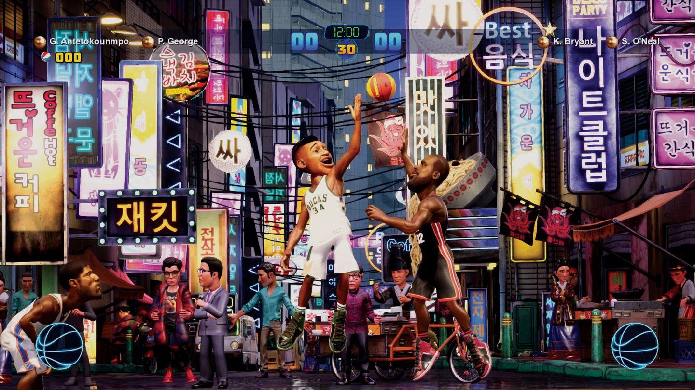 NBA 2K Playgrounds 2 erscheint am 16. Oktober 2018 auf der Xbox One.