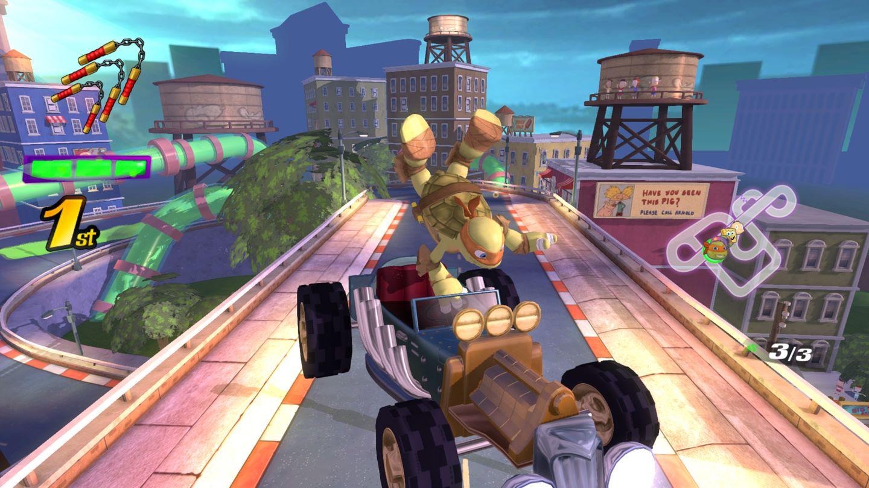 Nickelodeon: Kart Racers erscheint am 23. Oktober 2018 auf der Xbox One.